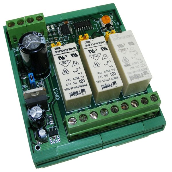 3stage relay module bms peripherals