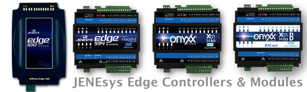 jenesys edge controller lynxspring connectivity data access and control